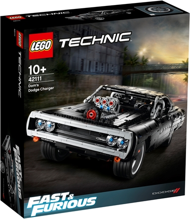 42111 LEGO Technic Doms Dodge Charger