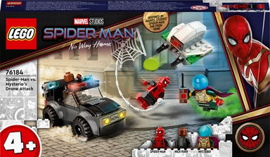 76184 LEGO Super Heroes Spider-Man Mod Mysterios Droneangreb