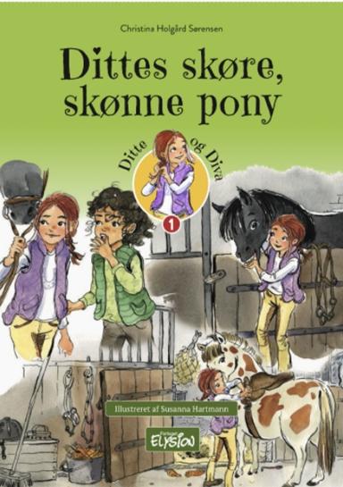 Dittes skøre, skønne pony (1)