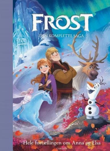 Frost den komplette saga