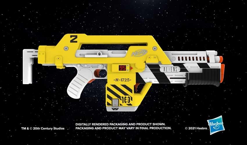 Nerf Aliens M41-A Pulse Blaster  profilfoto