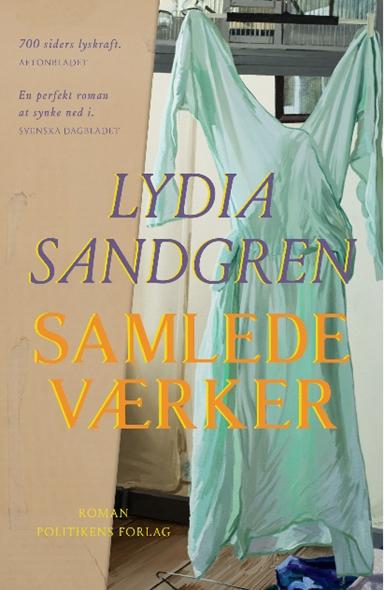 Samlede værker af Lydia Sandgren