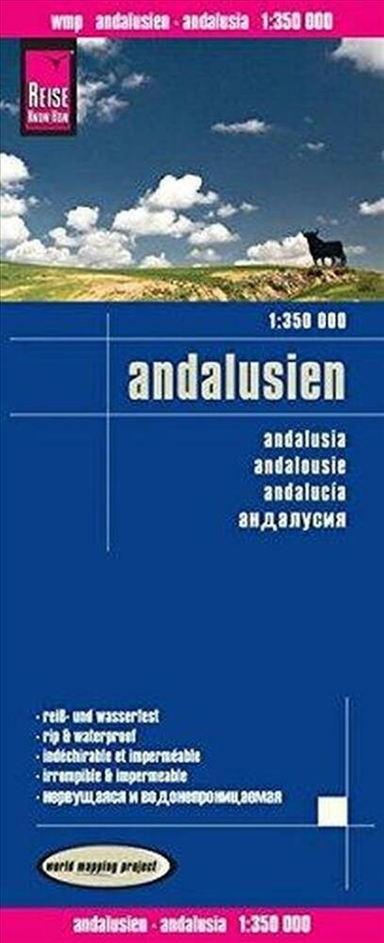 Andalucia - Andalusien