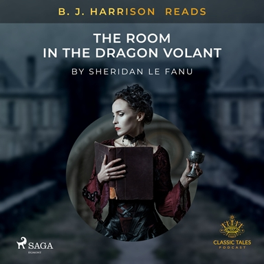 B. J. Harrison Reads The Room in the Dragon Volant