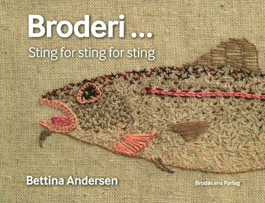 Broderi... Sting for sting for sting