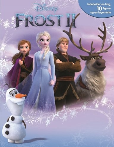Busy Book Disney Frost 2