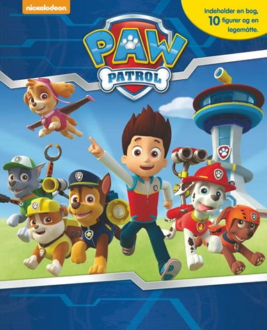 Busy Book Nickelodeon Paw Patrol