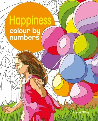Colour by Numbers: Happiness