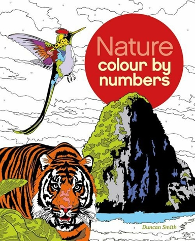 Colour by Numbers: Nature