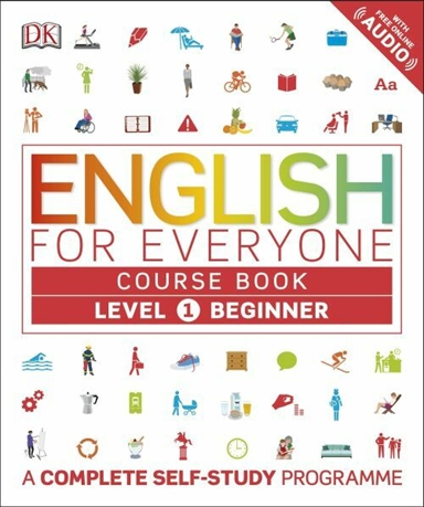 English for Everyone: Course Book Level 1 Beginner