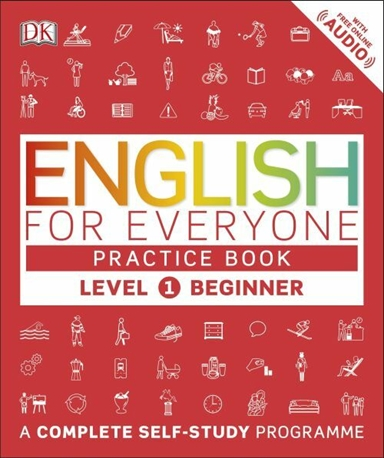 English for Everyone: Practice Book Level 1 Beginner