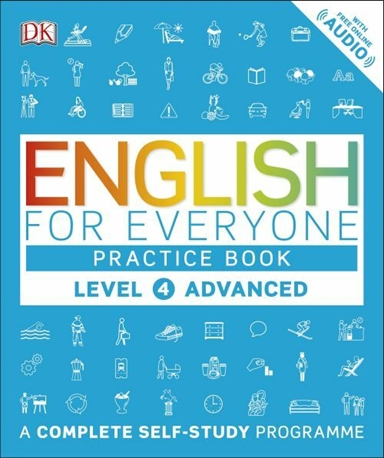 English for Everyone: Practice Book Level 4 Advanced