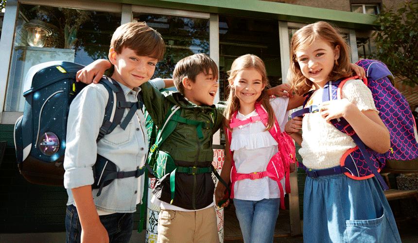 ergobag børn efter skole