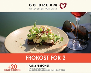 GO DREAM Frokost for 2