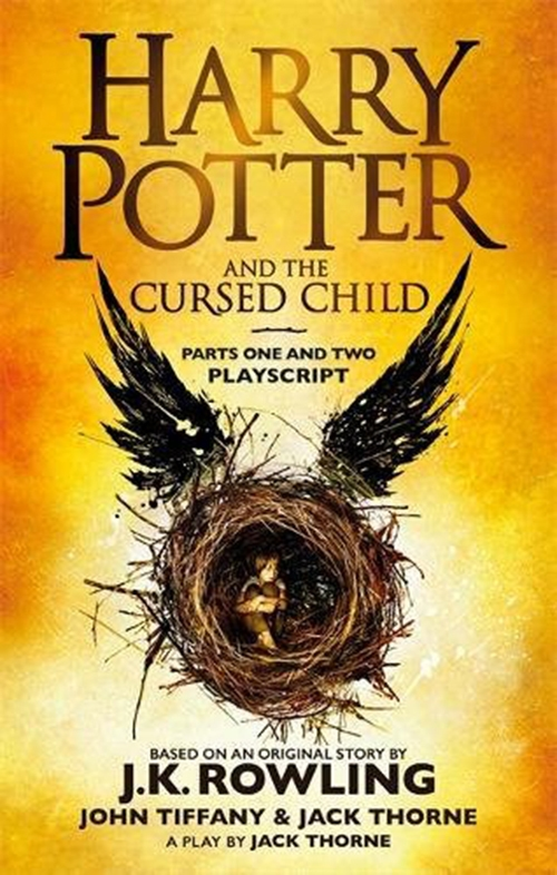 Harry Potter and the Cursed Child - Parts I & II - The Official Script Book