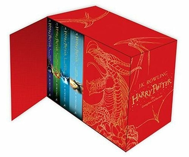 Harry Potter Box Set: The Complete Collection - Children's edition