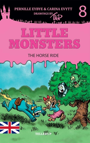 Little monsters - the horse ride
