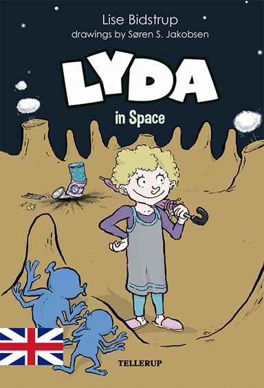 Lyda in space