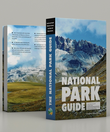 National Park Guide, Europe