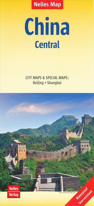 Nelles Map China Central