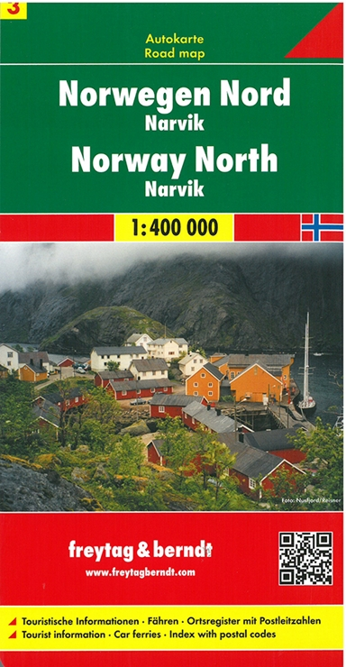 Norge Nord - Narvik