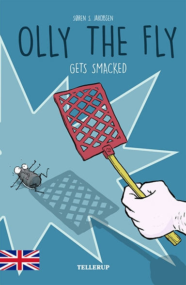 Olly the fly gets smacked