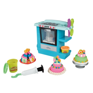 Play-Doh Rising Cake Oven Playset