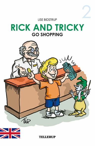 Rick and Tricky go shopping