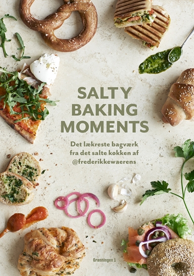 Salty Baking Moments