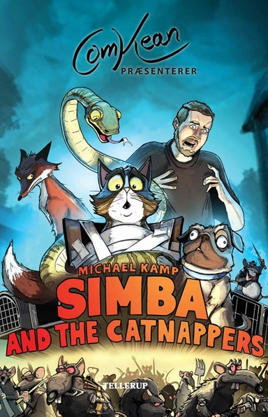 Simba and the Catnappers