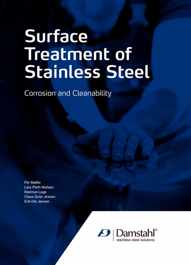 Surface Treatment of Stainless Steel - Corrosion and Cleanability