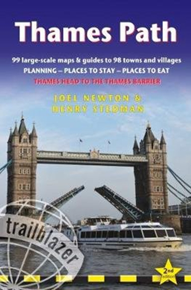 Thames Path: Thames Head to the Thames Barrier