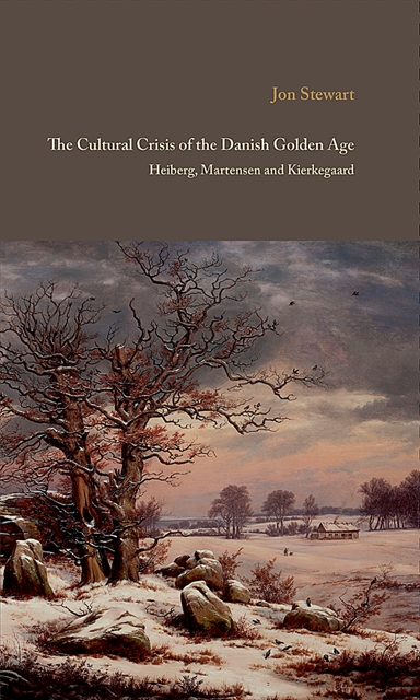 The cultural crisis of the Danish golden age