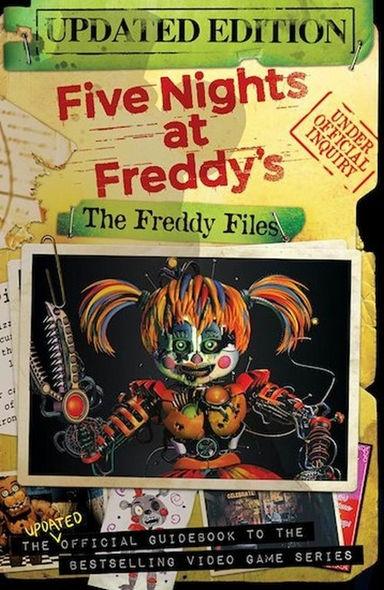 The Freddy Files: Updated Edition