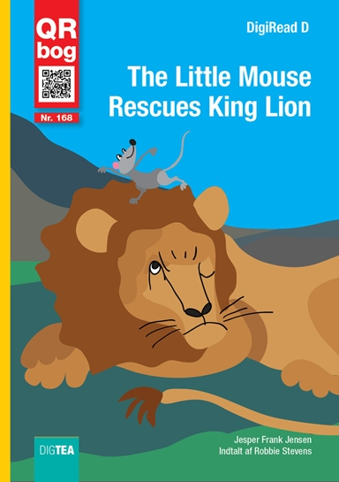 The little mouse rescues King Lion