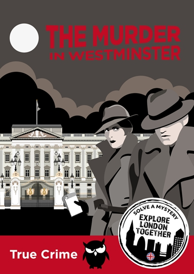 The murder in Westminster (London)
