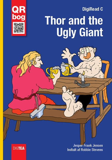 Thor and the ugly giant