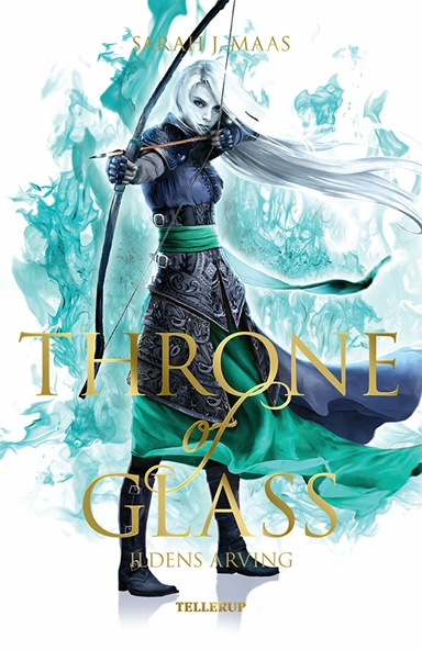 Throne of Glass #3: Ildens arving