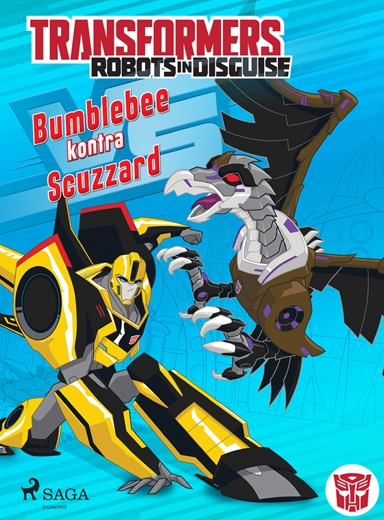 Transformers – Robots in Disguise – Bumblebee kontra Scuzzard